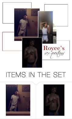 """royce's sex questions."" by dis-trict ❤ liked on Polyvore featuring art, bedroom and KingRoyce"