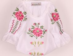 Traditional Romanian top  <3