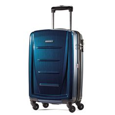 Samsonite Winfield 2 Fashion Hardside 20 Spinner, Deep Blue, One Size * See this great product. (This is an Amazon Affiliate link)