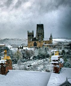 Cosmo on Campus: City guides: Durham- CosmopolitanUK Durham Uni, Durham City, Durham England, St Johns College, Durham Cathedral, Student Guide, Northern England, Sunderland, Most Beautiful Cities