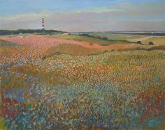 Ton Dubbeldam Ameland, a painters delight