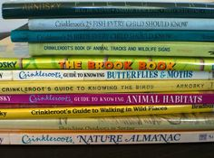 Wonderful nature series for kids.  Works well with Charlotte Mason nature study.