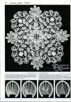 Häkelanleitungen - FRESH Duplet 149 Russian crochet patterns - ein Designerstück von Duplet bei DaWanda