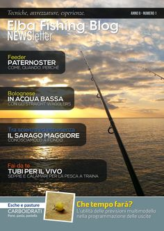 Rivista - Elba Fishing Blog Newsletter - Numero 1/2016