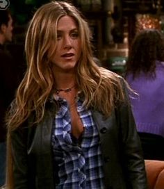 Jennifer Aniston in Friends (season 7) ~ The One with the Nap Partners