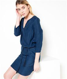 L'alternativa all'abito di jeans. A different option to your jeans dress