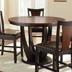 Latitude Run Counter Height Dining Table Base