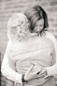 Lesbian engagement photos. Kristen & Allie