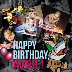 HB Avril!
