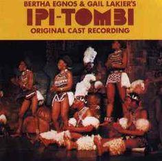 De afrikaanse musical Ipitombi zag ik als kind voor het eerst live in London op Westend en ik vond de muziek en de drummers enorm indrukwekkend. Maar nog indrukwekkender was het dat er op een gegeven moment een asntal actrices bloot het podium opkwamen voor een of ander ritueel in het verhaal. Dat had niemand mijn ouders verteld en vandaar dat er verder ook geen kinderen in het behouden Engelse publiek zaten!
