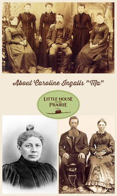 Who is Caroline Ingalls? She was truly a remarkable woman, wife and mother. Join us as we learn more about who she was, where she came from, and why we celebrate her today. Laura Ingalls Wilder, Ingalls Family, Michael Landon, Book Authors, School Fun, Paperback Books, Family History, Tv, American History