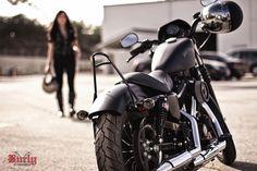 Harley Davidson Motorcycle | Burly Brand