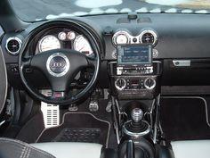 New 2001 Audi Tt Interior Coupe 2