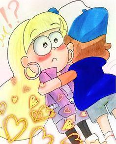 Hug!!! by cipines.deviantart.com on @DeviantArt