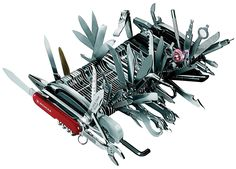 Wenger Giant Swiss Army pocket knife