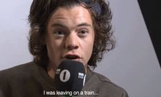 he looks so confused HARRY IT WAS YOUR DREAM get it together man