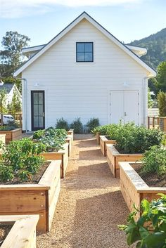 Having vegetable garden is no longer a laborious and expensive dream. With these vegetable garden design ideas, you can get fresh harvests wherever you live. dream garden Best 20 Vegetable Garden Design Ideas for Green Living Raised Vegetable Gardens, Veg Garden, Home And Garden, Vegetables Garden, Vegetable Gardening, Potager Garden, Dream Garden, Veggie Gardens, Vege Garden Design