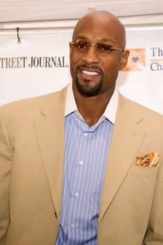 Alonzo Mourning, 1 of my first crushes