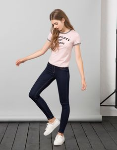 Jeans BSK push up - Jeans - Bershka Colombia