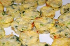 (baby friendly) mini veggie frittatas
