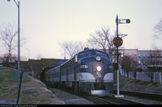 RailPictures.Net Photo: CO 403 Chesapeake & Ohio (C&O) EMD E8(A) at Washington, DC, District of Columbia by Marty Bernard