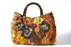 Prudence Mapstone Freeform Bag by freeform by prudence, via Flickr