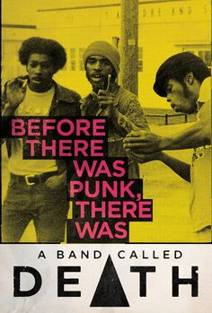 Probably the best music documentary I've seen. I hadn't heard about the band Death before this, and the fact that this is in the punk genre is immaterial. This documentary is really the story of a family and it's a joy to watch their story unfold.  Also, it's on iTunes already!