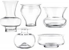 New vases from Svenskt Tenn (Sweden)