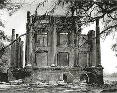 Gods and Foolish Grandeur: Belle Grove - une maison perdue