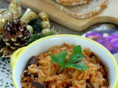 Bigos na święta i nie tylko • Domowe Potrawy Grains, Rice, Food, Polish Food Recipes, Essen, Meals, Seeds, Yemek, Laughter