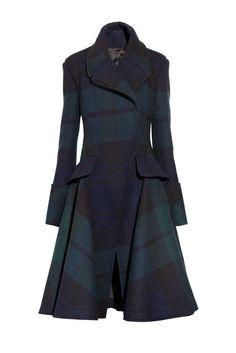 Exklusive Pre-Order: Die Herbst/Winter-Kollektion 2012 von McQ Alexander McQueen kann bei Net-a-porter vorbestellt werden
