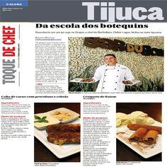 Cleber, chef do nosso cliente BarduBom, brilhou na edição de hoje do Globo Tijuca, onde mostrou como fazer algumas delícias da casa. #comunicacaooderesultados #assessoriadeimprensa #Globo #bdb #bemnafita #bnf #errejota