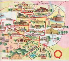 大阪街歩きマップ - Google 検索
