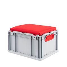 Sitzbox, Griffe geschlossen, 400 x 300 x 220 mm