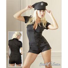 Polizei-Overall - SMASH-ME