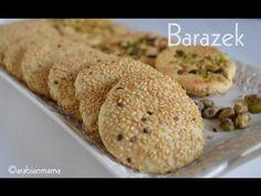 Syrian Barazek cookies | Amira's Pantry