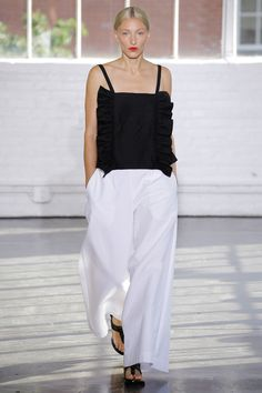 Creatures of Comfort Spring 2017 Ready-to-Wear Fashion Show