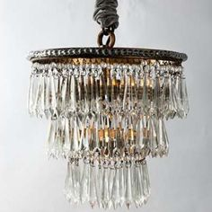 The Amelia Chandelier, the ultimate statement of style