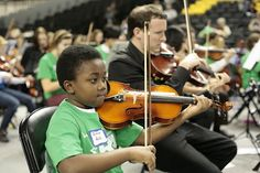 The Symphony offers low cost tickets for college students, free outdoor concerts, concerts for families, and extensive educational programs.  Bring your instrument to Come + Play with the Richmond Symphony conducted by Erin R. Freeman! Register before October 1 for an early bird rate of just $6.  Register online: http://www.richmondsymphony.com/events_details.asp?id=276