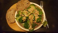 Feldsalat mit Sahne-Speck-Sauce, ein schmackhaftes Rezept aus der Kategorie Salatdressing. Bewertungen: 410. Durchschnitt: Ø 4,5.