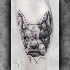 If you're going to be inked, it may as well be your furever love! Am I right?
