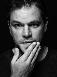 Matt Damon because he's aged beautifully