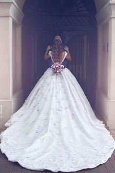 Imagem de wedding, dress, and wedding dress