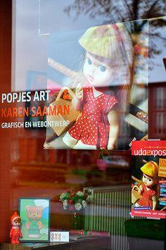 Koosje Exposed. By Popjes Art.