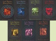 Los Reyes Malditos // Maurice Druon