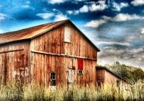 """""""the Old Barn"""""""