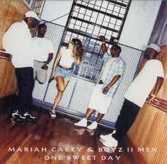 """For Sale - Mariah Carey One Sweet Day USA  CD single (CD5 / 5"""") - See this and 250,000 other rare & vintage vinyl records, singles, LPs & CDs at http://991.com"""