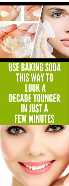 Baking soda is amazing for so many different things. It can be used as a beauty regimen, cleaning, medication, and even shampoo. In fact, baking soda shampoo is the best possible concoction to shampoo . Baking Soda For Skin, Baking Soda For Dandruff, Baking Soda Health, Baking Soda Water, Baking Soda Shampoo, Baking Soda Uses, Dry Shampoo, Clarifying Shampoo, Honey Shampoo