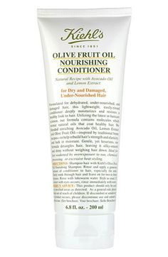 Kiehl's Since 1851 Olive Fruit Oil Nourishing Conditioner available at #Nordstrom