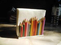 Orijinal el yapımı diy dokunmuş kağıt peçeteleri
